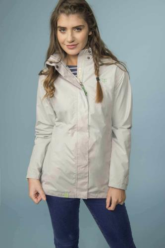 Ladies Beachcomber Jacket (Harbour Mist)