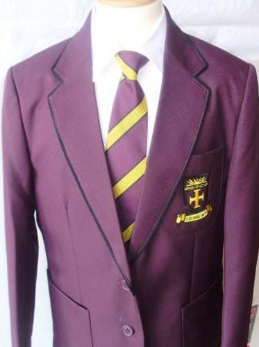 SRG Girls Burgundy Blazer