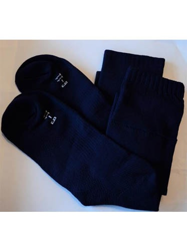 Stanwell Sports Socks - Navy - Boys