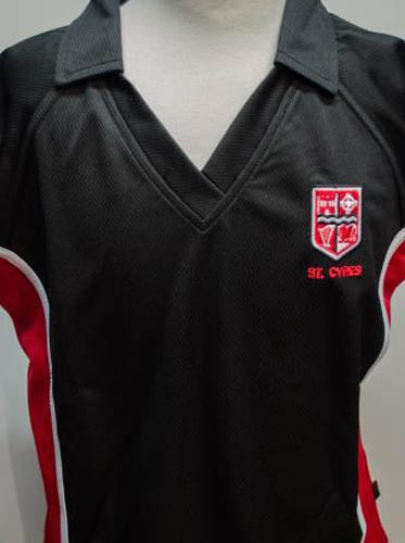 St Cyres Girls PE Polo