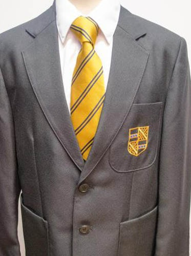 Stanwell Boys Blazer (Year 12) Black