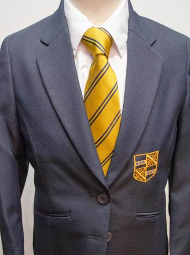 Stanwell Girls Blazer (Year 12) Navy