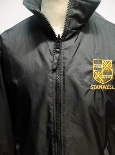 Stanwell Waterproof Fleece - Reversible (Boys)