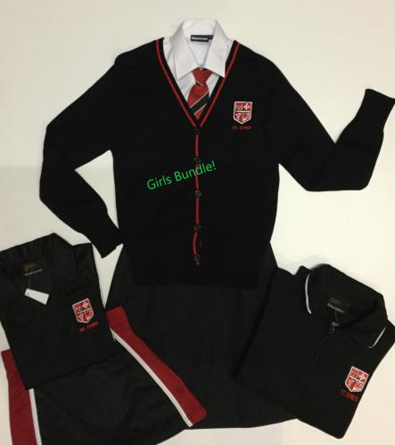 St Cyres Back to School Bundle £89 (Girls)