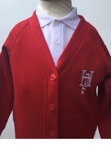Holton Primary Cardigan