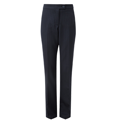 Stanwell Girls Pin Stripe Trousers