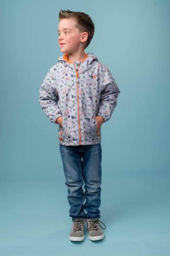 Boys Coat (Woodland)