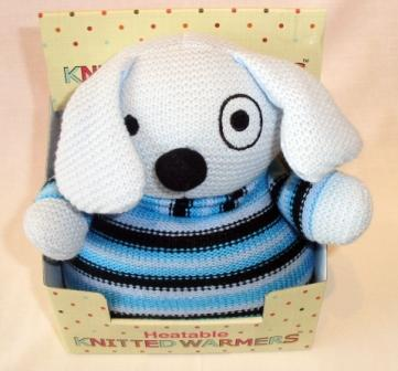 Knitted Warmer Puppy
