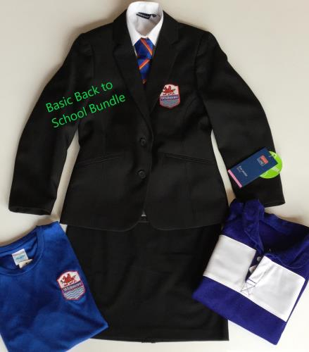 Whitmore Back to School Bundle £80 (Girls)