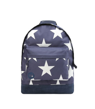 Stars XL Navy/Grey